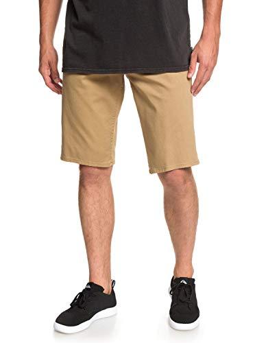 Quiksilver Herren Revolver Color Walk Shorts, Plage, 32