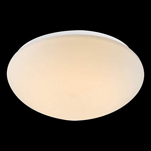 Preisvergleich Produktbild LED-Deckenleuchte 1-flammig Narine Größe: 10 cm H x 30, 8 cm Ø