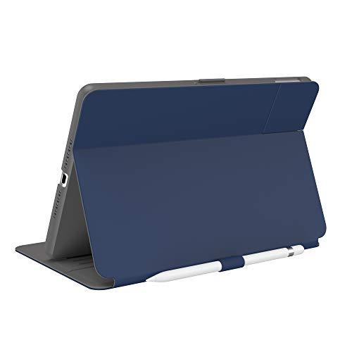 Speck Products Balance - Funda para iPad (2019/2020), Color Azul Marino y Gris