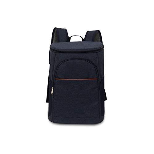 MiduoHu Bolsa de Picnic al Aire Libre Impermeable de Gran Capacidad. La Comida se Puede Mantener Caliente y fría Durante Las Actividades al Aire Libre/Barbacoa/Camping / (Color : Blue)