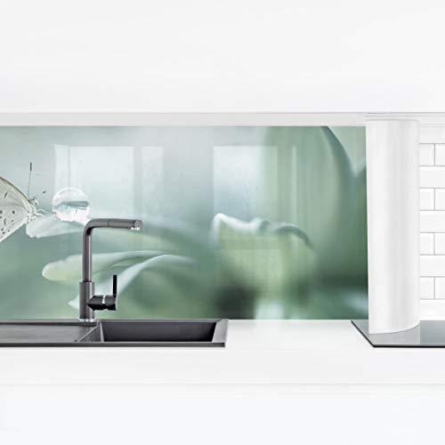 Bilderwelten Küchen-Rückwand Spritzschutz Folie geklebt Schmetterling Smart 40 x 140cm