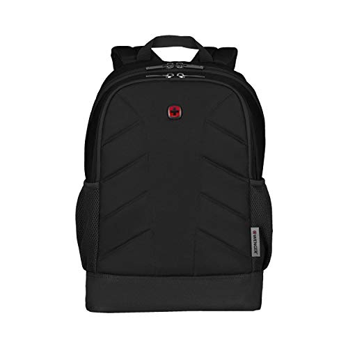 Wenger 610202 QUADMA 16' Backpack, Padded Laptop Compartment with Mesh Side Pockets in...