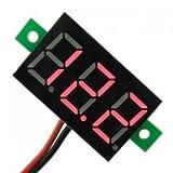 New Mini 0.36' 3 Digital LED Display DC 2.5-30V Red Volt Voltage Meter Voltmeter