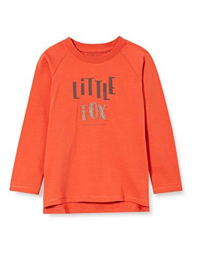 Bellybutton Langarmshirt Camiseta, Chile | roja, 86 para Bebés