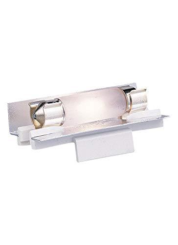 Sea Gull Lighting 9830-15 LX White 9830-15-LX Linear Lampholder