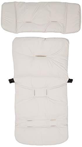 iCoo Acrobat Sitzkissen 137925 - Pad für Kinderwagen, beige