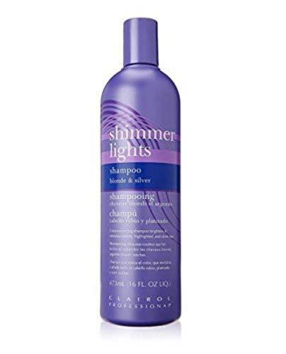 Clairol Shimmer Lights Shampoo, Blond und Silber 473 ml