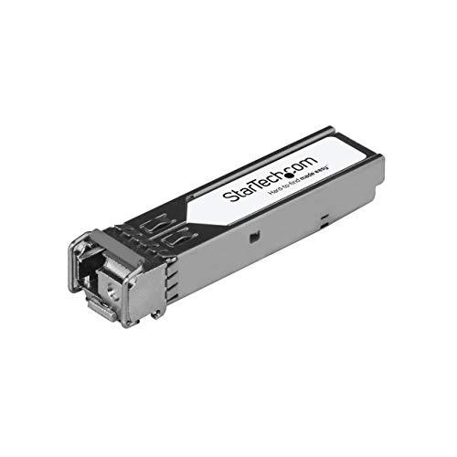 StarTech.com Extrem nätverk 10056 kompatibel SFP-modul – 1000BASE-BX-D – 1 Gigabit Ethernet BiDi Fiber Single Strand SFP – LC 10 km (10056-ST)