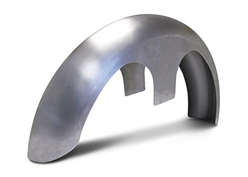 """Bagger Brothers ( BB23-001 ) Steel Front Fender Unpainted, Fits Harley FLH , Fits 23 """""""" wheels"""