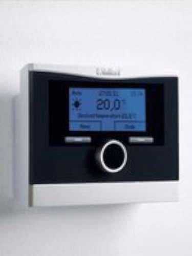 Vaillant calorMATIC 370F–Thermostat Wireless modulante calorMATIC 370F