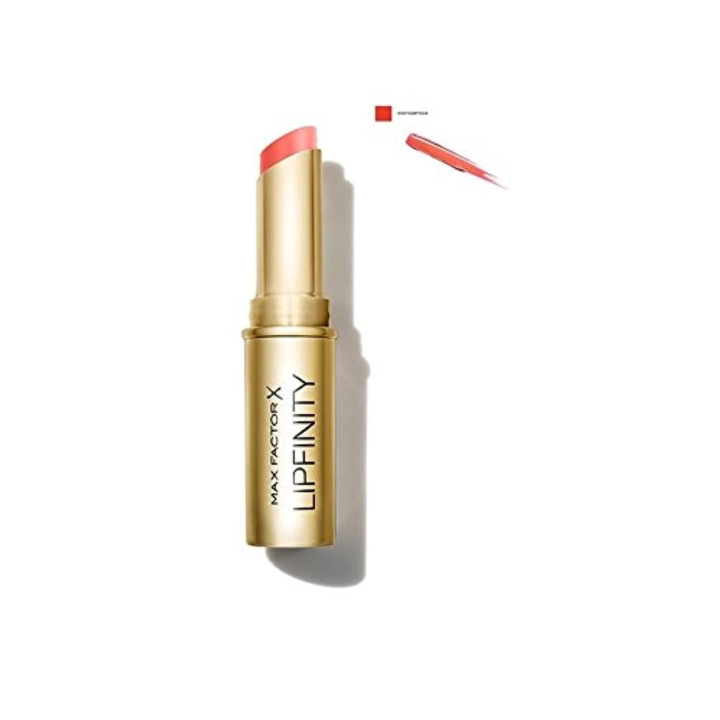 最終的に真実に隔離する長い口紅が今まで豪華な持続マックスファクターの x4 - Max Factor Lipfinity Long Lasting Lipstick Ever Sumptuous (Pack of 4) [並行輸入品]