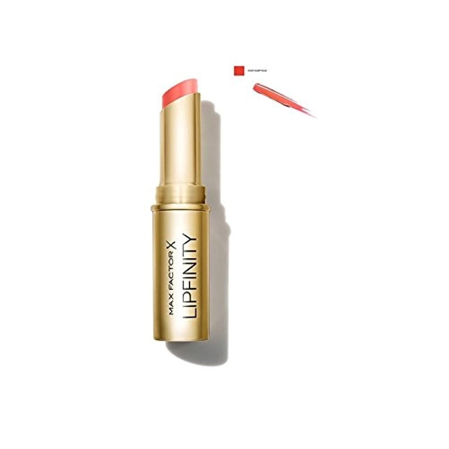 溶かす寄託温かい長い口紅が今まで豪華な持続マックスファクターの x2 - Max Factor Lipfinity Long Lasting Lipstick Ever Sumptuous (Pack of 2) [並行輸入品]