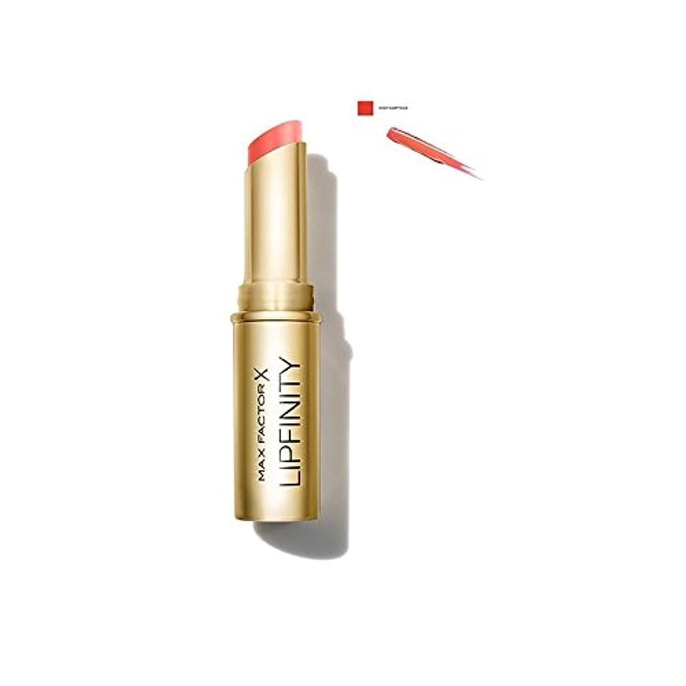 のれんソブリケットランク長い口紅が今まで豪華な持続マックスファクターの x4 - Max Factor Lipfinity Long Lasting Lipstick Ever Sumptuous (Pack of 4) [並行輸入品]