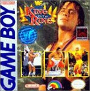 wwf king of the ring game boy
