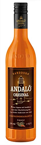 Sanddorn Andalö Original 15,00% 2 x 0.7 l.