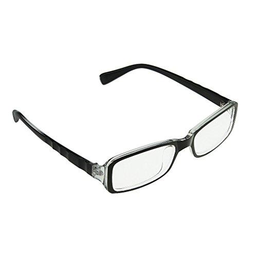 Computer Brillen Sonnenbrillen UV-Schutz Blendschutz Anti-Strahlung Unisex blaues Licht Brillen Lesung Brille in verschiedenen Farben (Brille)