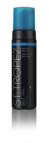 St Tropez Self Tan Bronzing Mousse Abbronzante (Tono Scuro) - 200 ml.