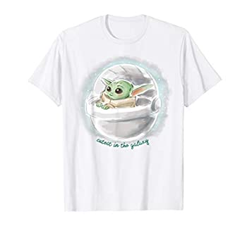 Star Wars The Mandalorian The Child Cutest In The Galaxy T-Shirt