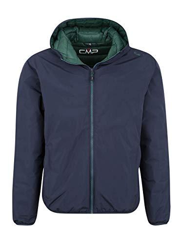 CMP Man Jacket Fix Hood 3Z23677 Größe 48 b.Blue-Pino 06ND