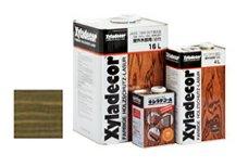 キシラデコール 木部保護塗料 #109 シルバグレイ 16L