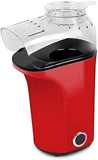 Pop-corn à air chaud KOUQI machine à Popper, pas de machine à maïs soufflé à l'huile avec une tasse à mesurer et couvercle...