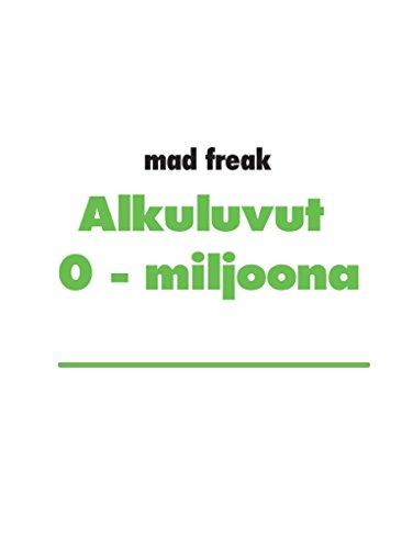 Alkuluvut 0 - 1 miljoona (Finnish Edition)