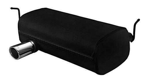 Sportauspuff 102-135/90RS | Kompatibel zu 316ti Compact (85kw) | 3er Reihe (E46) | 90mm