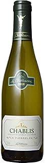 ■お取寄せ ラ シャブリジェンヌ シャブリ ラ ピエレレ ハーフ [2018] 375ml [ 白 ワイン フランス ブルゴーニュ ]