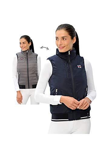 Ameli Vest (Farbe: Navy/Grey; Größe: M)