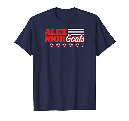 Officially Licensed Alex Morgan - Alex Mor-Goals T-Shirt