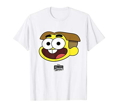 Disney Channel Big City Greens Cricket and Logo T-Shirt