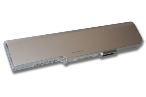 vhbw Akku passend für Lenovo 3000 N200 / 3000 C200 8922/3000 N100 0689/3000 N100 0768 Laptop Notebook (Li-Ion, 4400mAh, 10.8V, 47.52Wh Silber)
