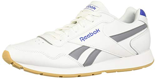 Reebok Royal Glide, Zapatillas de Trail Running para Mujer, Multicolor (White/Grey/Cobalt/Gum 000), 40 EU