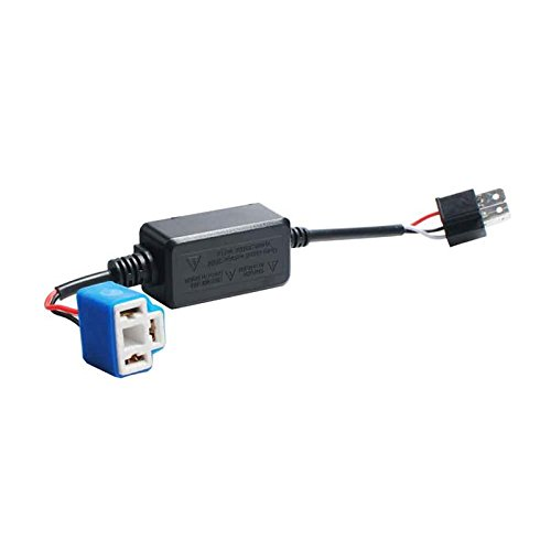 M-Tech Spain MT-LS H4 kabel CANBUS ontkalker gloeilamp