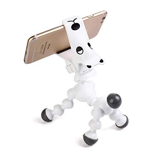 Mkurbgpjtrxz Lindo Soporte Para Teléfono Celular Con Forma De Animal, Soporte Para Teléfono Ajustable En Ángulo Plegable Para Tableta De Escritorio Compatible Con Todos Los Teléfonos Para Regalo