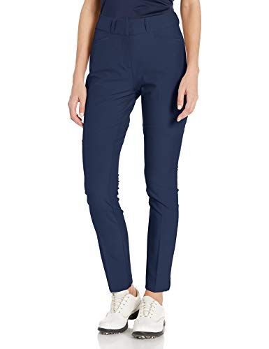 adidas Golf Women's Full Length Pant, Night Indigo, 2