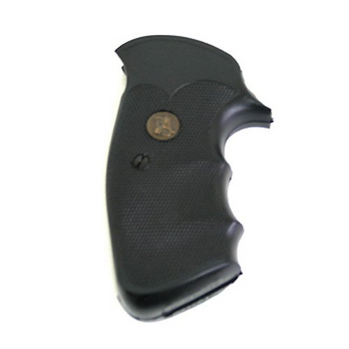 Pachmayr Gripper Grips for S and W, K and L Frame Square Butt