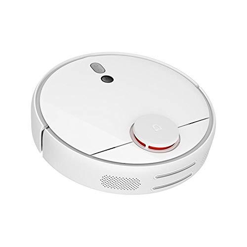 AFGH Robot Aspirador iPrograma de Limpieza del hogar aspiradora Robot explora automáticamente el Control de Aplicaciones_cámara de navegación