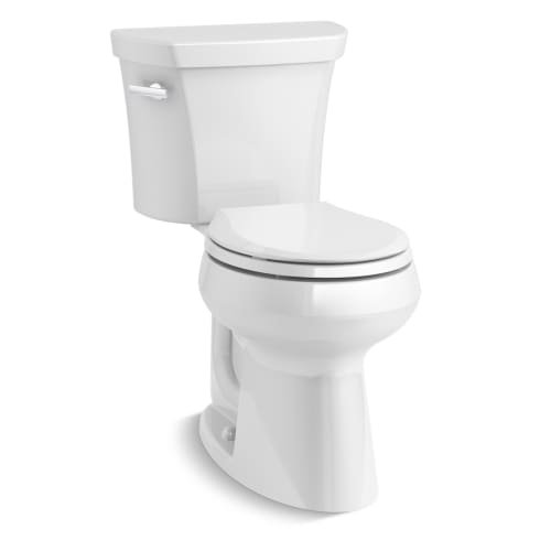 Kohler K-5481-0 Highline Comfort Height Toilet,...