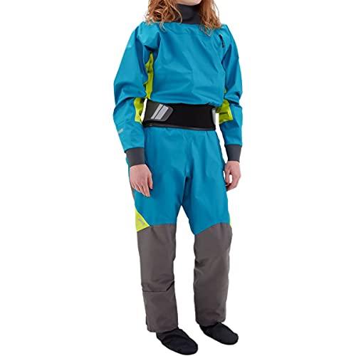 NRS Women's Pivot Drysuit-Fjord-S
