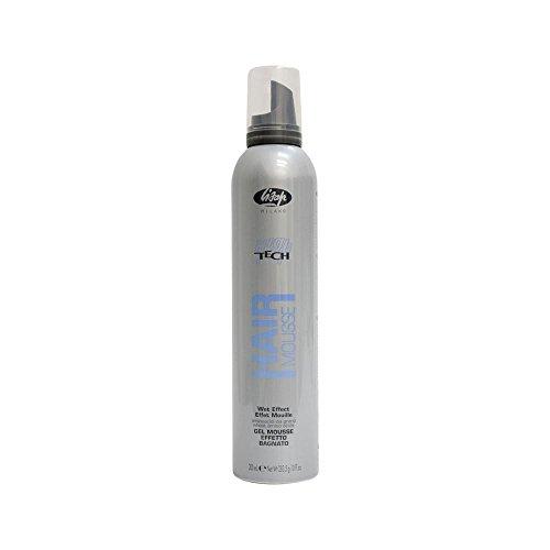 LISAP Mousse Gel Effetto BAGNATO 300 Ml. Produits pour cheveux