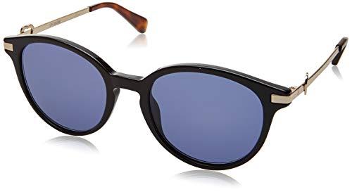 Love Moschino Damen MOL008/S Sonnenbrille, Schwarz (Black), 51