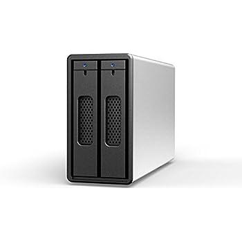 SOHOTANK ST2/USB3.0/RAID0/RAID1/JBOD対応/シルバーカラー/(ST2-B3-6G)/2ベイスリム