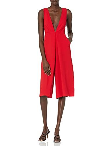 BCBGeneration Damen Culotte Jumpsuit - Mehrfarbig - 32