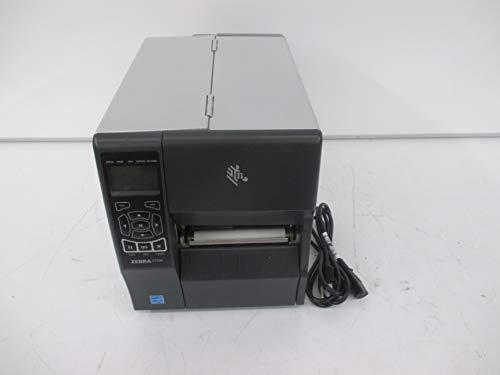 Zebra ZT23043-T01200FZ Thermotransferdrucker, 300 DPI, einfarbig, mit 10/100 Ethernet Anschluss