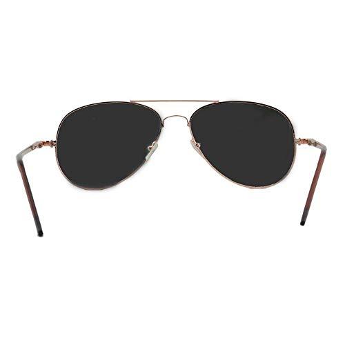 Ugetde(R) zonnebril Anti-Tracing Bril Outdoor Real Mirror Spy Camera View Review Anti-Tracing Zonnebril Achter Ziet eruit als een gewone zonnebril Bescherm ogen tegen UV-schade
