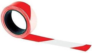 Construcción de cinta de advertencia, funciona, marcado - - perímetro de seguridad - Zona de peligro 1 rojo y blanco barrera cinta 50 x 100 m mm