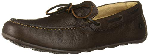 Sperry Men's Hampden 1-Eye Driving Style Loafer, Brown, 11 M