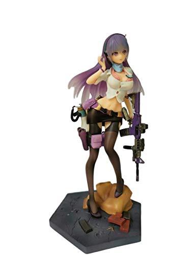 SDQDZZ 23 después de la Clase Battlefield Global Elf Vol. 1 1/7 Edición Femenina Escultura en Caja Armada Modelo de Regalo Obra de Arte Anime