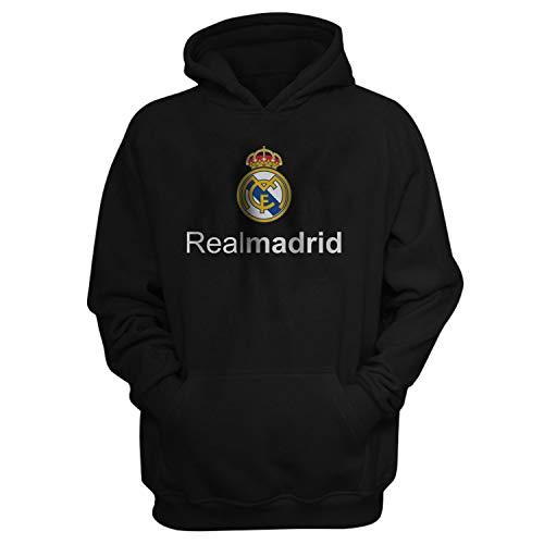 Li Lang Real Madrid Euroleague Hoodie T-Shirt Trainingsanzug Warm-Basketball-Hemd verdickte (Size : XXL)